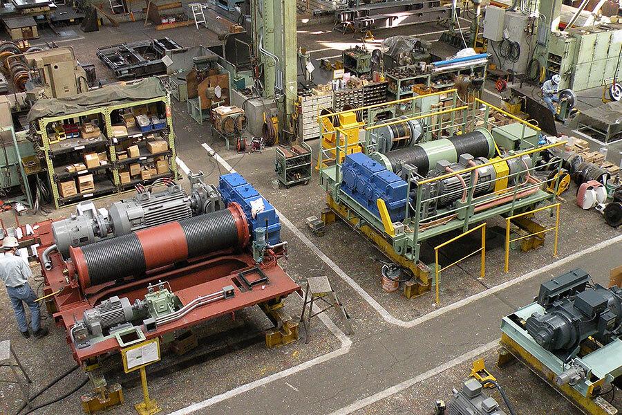 画像:大船工場内観|大倉製作所