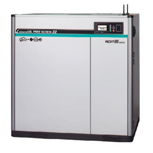 オイルフリースクリュー圧縮機(DSP)