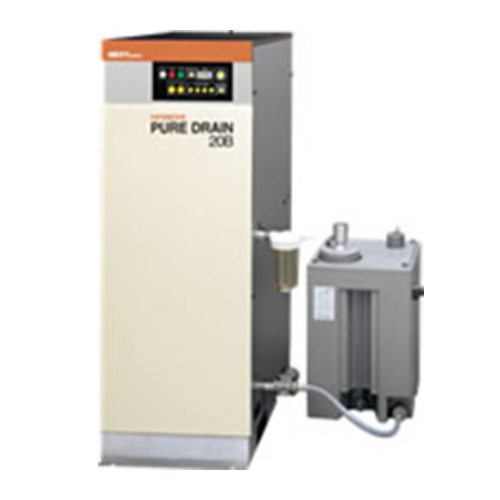 圧縮機専用ドレン油水分離装置